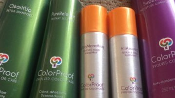 Product Review- Color Proof Hair Care Range