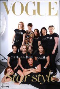 CND Vinylux Rocks Vogue 100 Festival