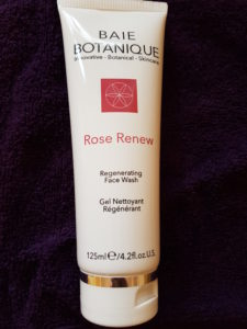 Product Review - Baie Botanique Skincare
